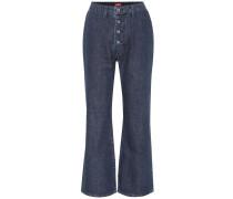 High-Rise Flared Jeans Helena