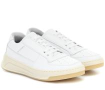 Sneakers Steffey Lace Up aus Leder