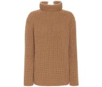 Verzierter Pullover aus Kaschmir