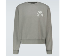 Sweatshirt Bones MA aus Baumwolle