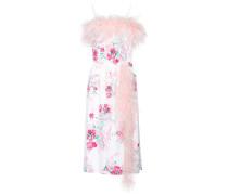 Exklusiv bei mytheresa.com – Trägerkleid aus Crêpe de Chine