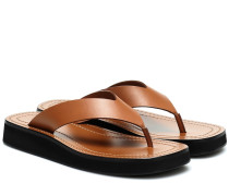Sandalen Ginza aus Leder