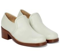 Loafers Gil aus Leder