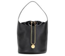 Bucket-Bag Miranda Medium aus Leder