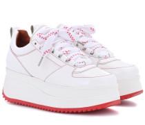 Exklusiv bei mytheresa.com – Sneakers Edel aus Lackleder