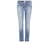 Cropped Skinny Jeans Starlet