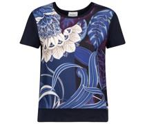 T-Shirt Valzer aus Wolle und Seide