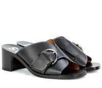 Sandaletten Vikki aus Leder
