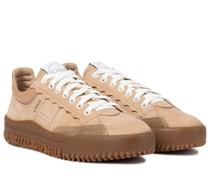 Sneakers Franckie aus Veloursleder