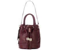 Bucket-Bag Vicki Large aus Leder