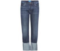 High-Waist Boyfriend-Jeans Phoebe