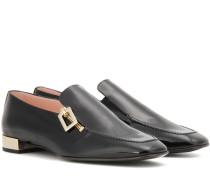 Loafers Polly aus Lackleder