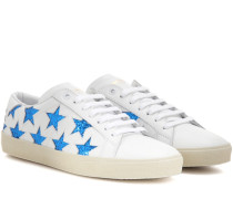 Leder-Sneakers Court Classic SL/06 Star
