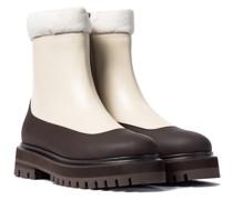 Ankle Boots Hyde mit Leder