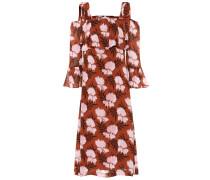 Bedrucktes Kleid Monette