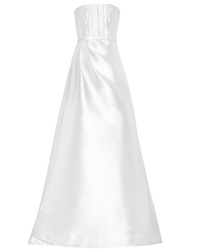Brautkleid Georgia aus Satin