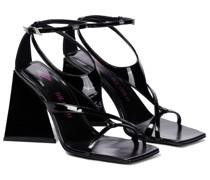 Sandalen Athena 95 aus Lackleder