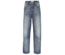 High-Rise Boyfriend Jeans Corsyj