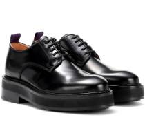 Derby Schuhe Kingston aus Leder
