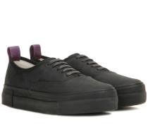 Sneakers Mother Galosch aus Leder