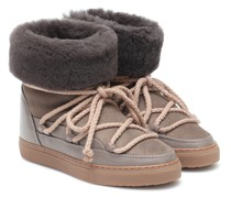 Ankle Boots Classic mit Shearling