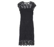 Kleid aus Baumwolle mit Spitze