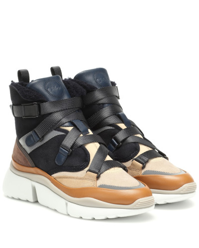 High-Top-Sneakers Sonnie