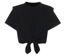Cropped-Top Belita aus Baumwolle