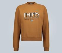 Sweatshirt Rockhound aus Baumwolle