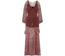 Gehäkeltes Kleid aus Baumwolle