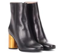 Ankle Boots Allis aus Leder