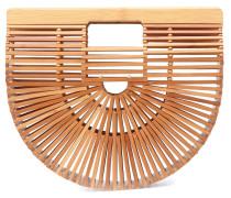 Clutch Ark Small aus Bambus