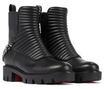 Ankle Boots Maddic Max aus Leder