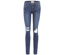 Skinny Jeans aus Stretchdenim