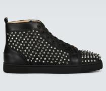 Sneakers Louis Canvas Lurex