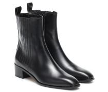 Ankle Boots Neil aus Leder