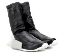 Sneakers Runner Level High aus Leder