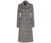 Mantel aus Wolle und Alpakawolle