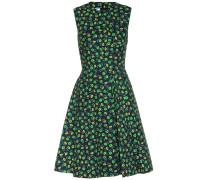 Kleid aus Stretch-Baumwolle