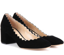 Pumps Lauren aus Samt