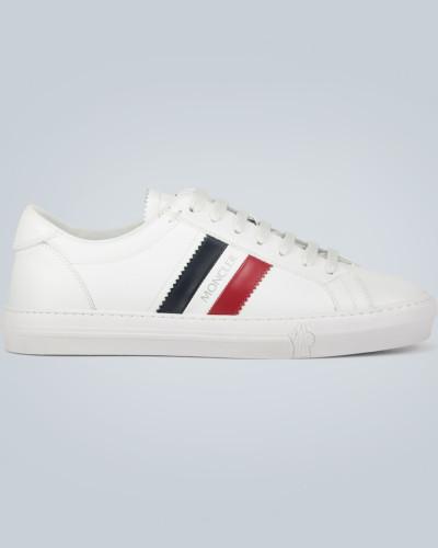 Sneakers New Monaco aus Leder
