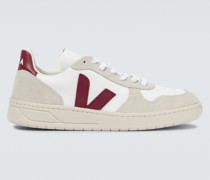 Sneakers V-10 aus Mesh