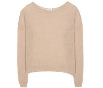 Pullover Toini aus einem Alpaka-Wollgemisch