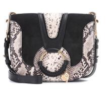 Crossbody-Tasche Hana Medium aus Leder