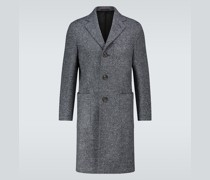 Mantel Rigel aus Wolle