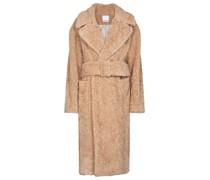Mantel Victoria aus Faux Fur