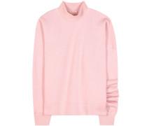 Asymmetrisches Sweatshirt aus Baumwolle