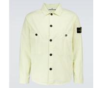 Hemdjacke T.CO+OLD aus Baumwolle
