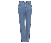 Boyfriend-Jeans aus Stretchdenim