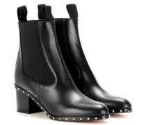 Ankle Boots Soul Rockstud aus Leder